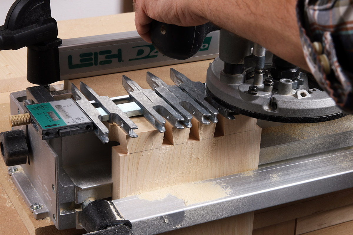 The Joy Of A Good Dovetail Jig Build Stuff